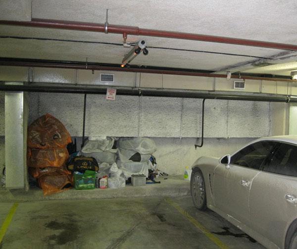 Стеллажи для гаража 3.